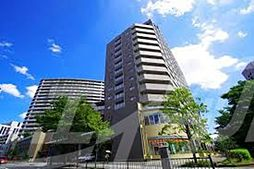 大阪府豊中市新千里西町1丁目の賃貸マンションの外観