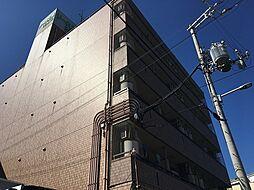 アレマーナ北加賀屋[5階]の外観