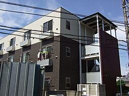 神奈川県川崎市宮前区平4丁目の賃貸アパートの外観