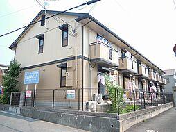 [テラスハウス] 大阪府箕面市新稲5丁目 の賃貸【/】の外観
