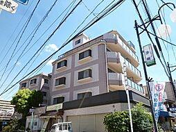 鶴見パールハイツ[3階]の外観