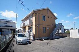 栃木県下都賀郡壬生町駅東町の賃貸アパートの外観