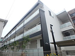 埼玉県戸田市笹目1丁目の賃貸アパートの外観