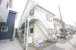 神奈川県相模原市南区相模台7丁目の賃貸アパートの外観