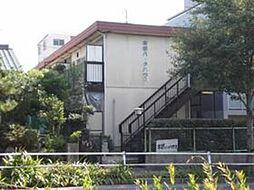 愛知県名古屋市名東区本郷2丁目の賃貸アパートの外観