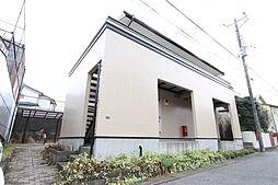 千葉県柏市豊住4の賃貸アパートの外観