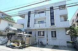 大阪府豊中市螢池東町2丁目の賃貸マンションの外観