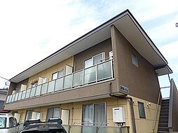 東京都東村山市本町3の賃貸アパートの外観