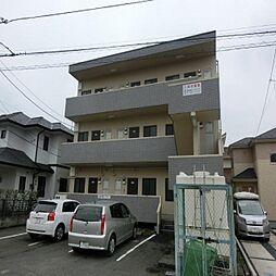 栃木県下野市祇園1丁目の賃貸マンションの外観