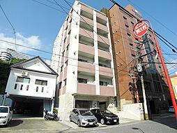 長崎県長崎市筑後町の賃貸マンションの外観