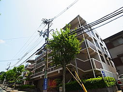 グリーンコート若草[3階]の外観