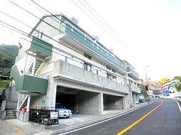 長崎県長崎市西山4丁目の賃貸アパートの外観