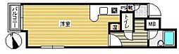 ロマネスク通町(502)[502号室]の間取り