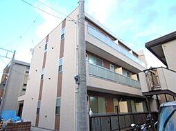リブリ・ブロッサム武蔵小杉[202号室]の外観