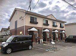 愛知県刈谷市井ケ谷町井田の賃貸アパートの外観