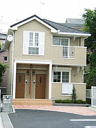 神奈川県横浜市瀬谷区阿久和東2丁目の賃貸アパートの外観