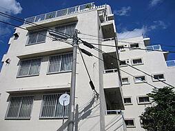 神奈川県横浜市保土ケ谷区月見台の賃貸マンションの外観