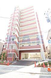 クローバー・グランデ田辺駅前[3階]の外観
