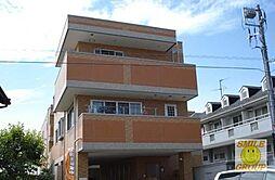 千葉県市川市伊勢宿の賃貸マンションの外観