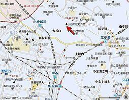 千葉県松戸市大谷口の賃貸アパートの外観