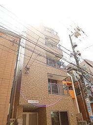 東京都中野区中野5丁目の賃貸マンションの外観