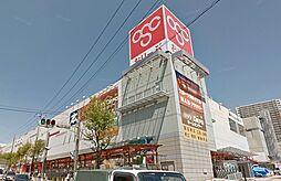 グランドメゾン東戸塚4番館[2階]の外観
