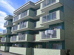 グリーンフィールド'92[1階]の外観