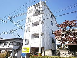 綾羽ビル[3階]の外観