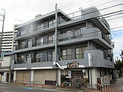 大阪府吹田市岸部北2の賃貸マンションの外観