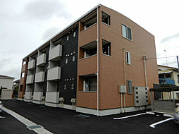 JR水戸線 結城駅 徒歩13分の賃貸アパート