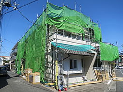 [テラスハウス] 東京都江戸川区上一色2丁目 の賃貸【/】の外観