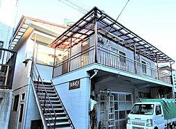 坂本ビラ[2階]の外観