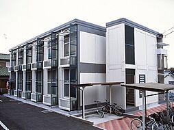 レオパレスカメリア四番館[102号室]の外観