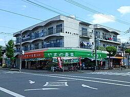 埼玉県さいたま市岩槻区諏訪2丁目の賃貸アパートの外観