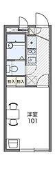 ブラッサム鎌倉[2階]の間取り