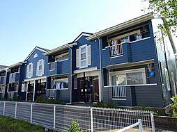 新潟県新潟市東区東中島2丁目の賃貸アパートの外観