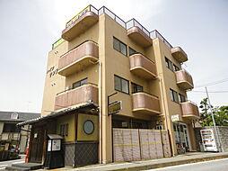 滋賀県長浜市港町の賃貸マンションの外観