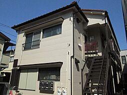 コーポ東大和田[103号室]の外観