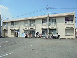 神奈川県横浜市磯子区岡村6丁目の賃貸アパートの外観