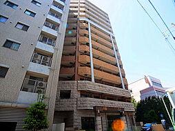 プレサンス神戸駅前グランツ[8階]の外観