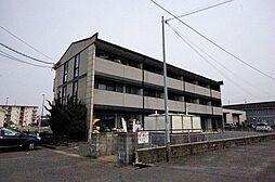 福岡県福岡市早良区田村4丁目の賃貸アパートの外観
