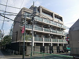 東京都八王子市中町の賃貸マンションの外観
