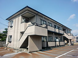 滋賀県長浜市地福寺町の賃貸アパートの外観