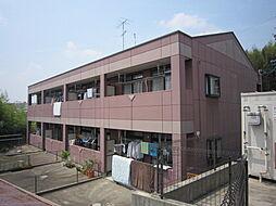 愛知県豊田市明和町5丁目の賃貸アパートの外観