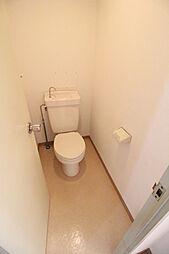 ガーデンハイツのトイレ