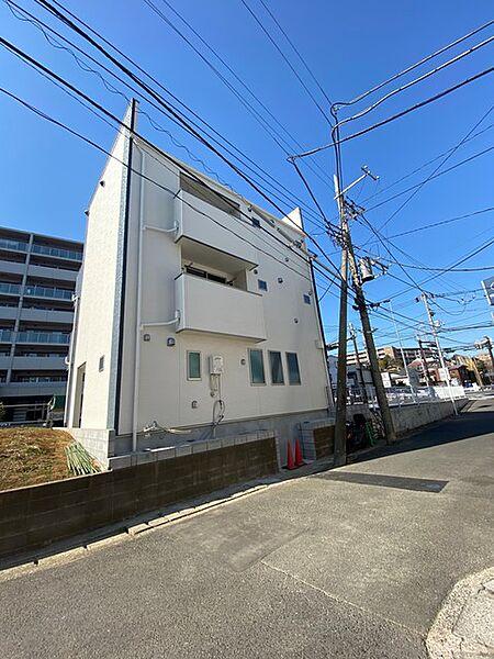 神奈川県川崎市麻生区片平2丁目の賃貸アパート