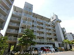 香里ヶ丘みずき街 3号棟[6階]の外観