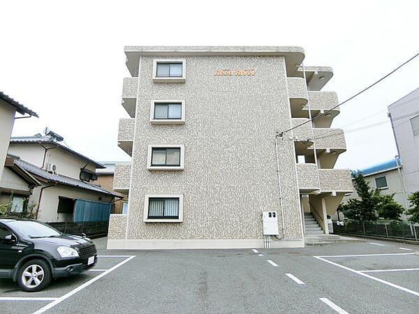 静岡県富士市五貫島の賃貸マンション