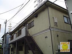 須田コーポ[202号室]の外観
