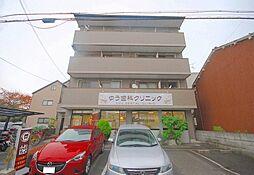 サンライズ柴田パートII[3階]の外観